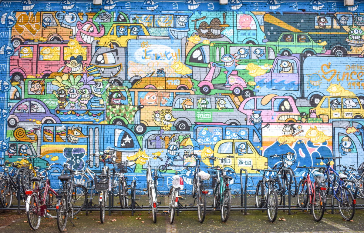 Spotting street art in Cologne: A visit to Ehrenfeld