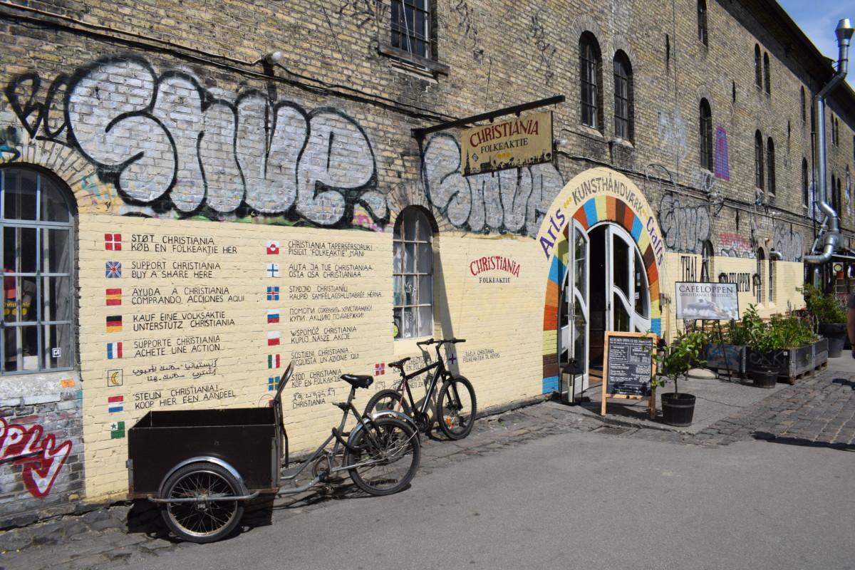 Christiania Free things to do Copenhagen