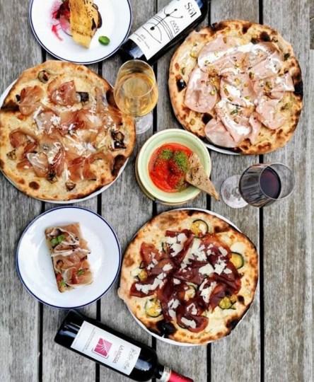 MaMeMi pizzeria Copenhagen