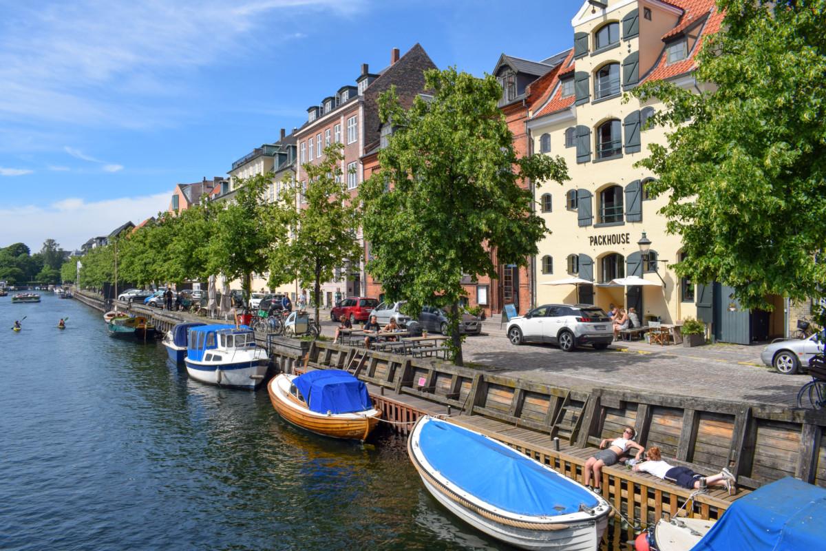 Christianshavns canals Copenhagen-3