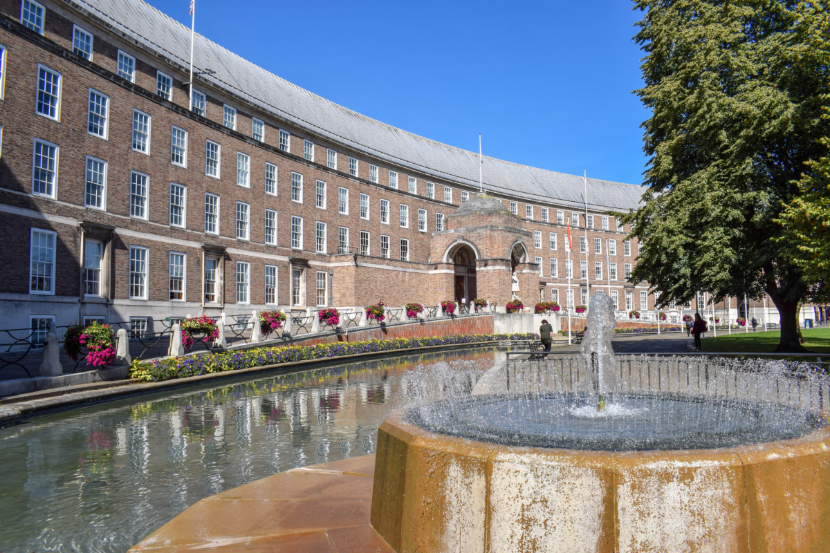 City Hall Bristol