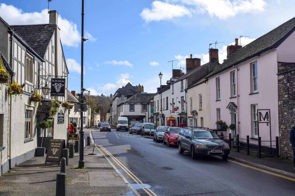 Caerleon Roman town in Newport Wales UK