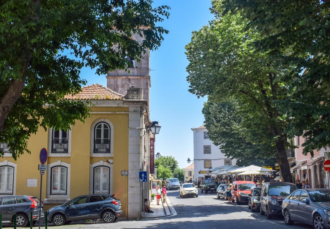 Centro Historico de Sintra Portugal Day trip from Lisbon