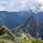 Machu Picchu Mountain trek Peru South America