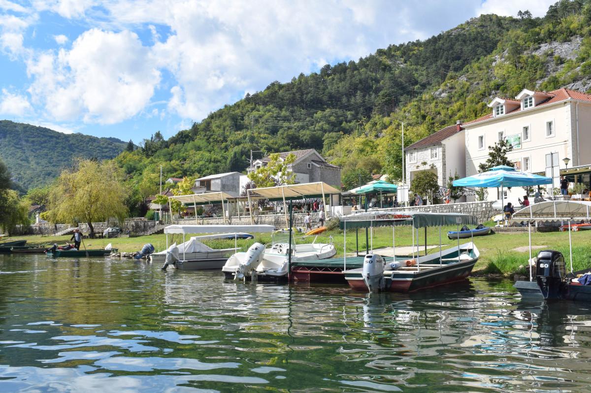 Rijeka Crnojevica Montenegro Lake Skadar National Park