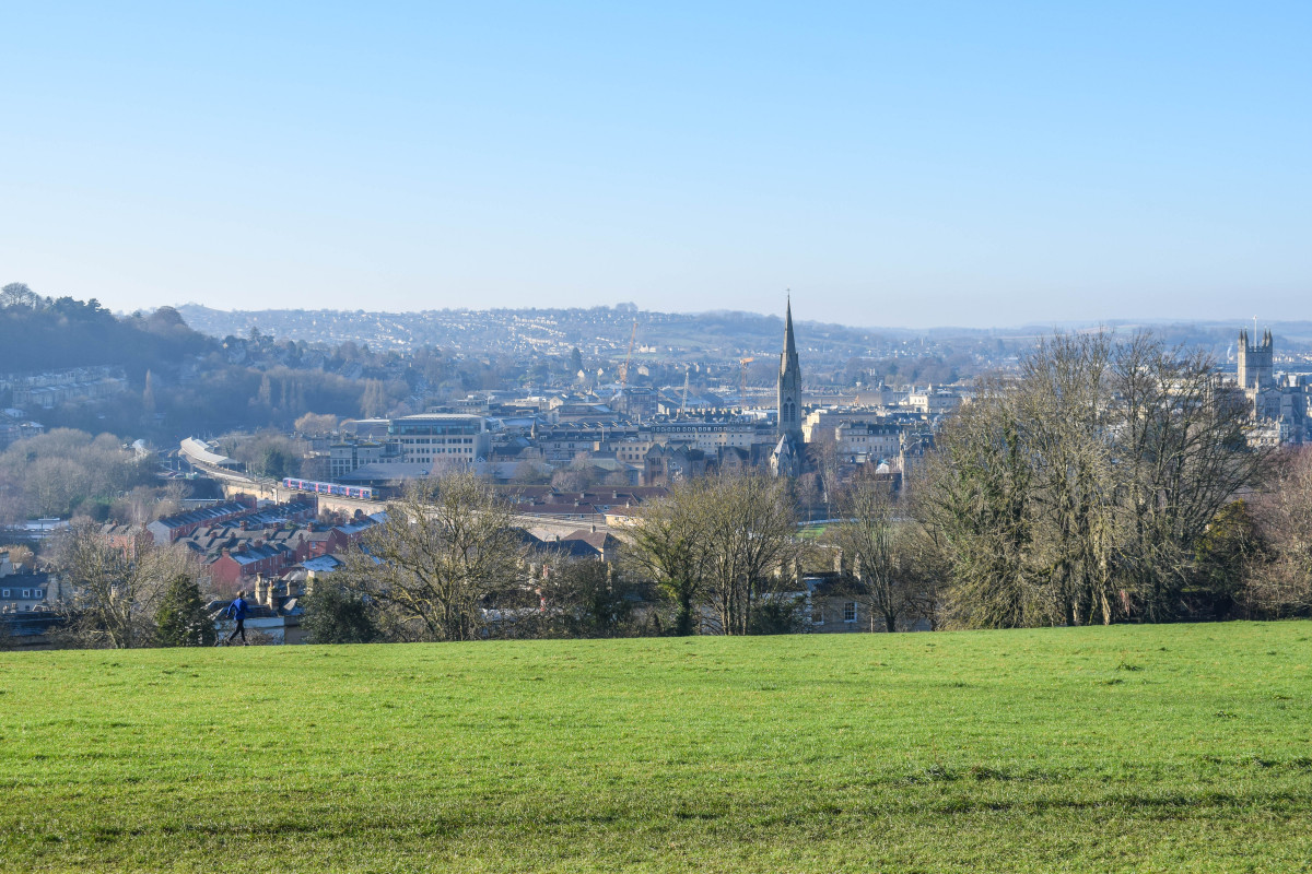 'Walk to the View': The best short walk in Bath