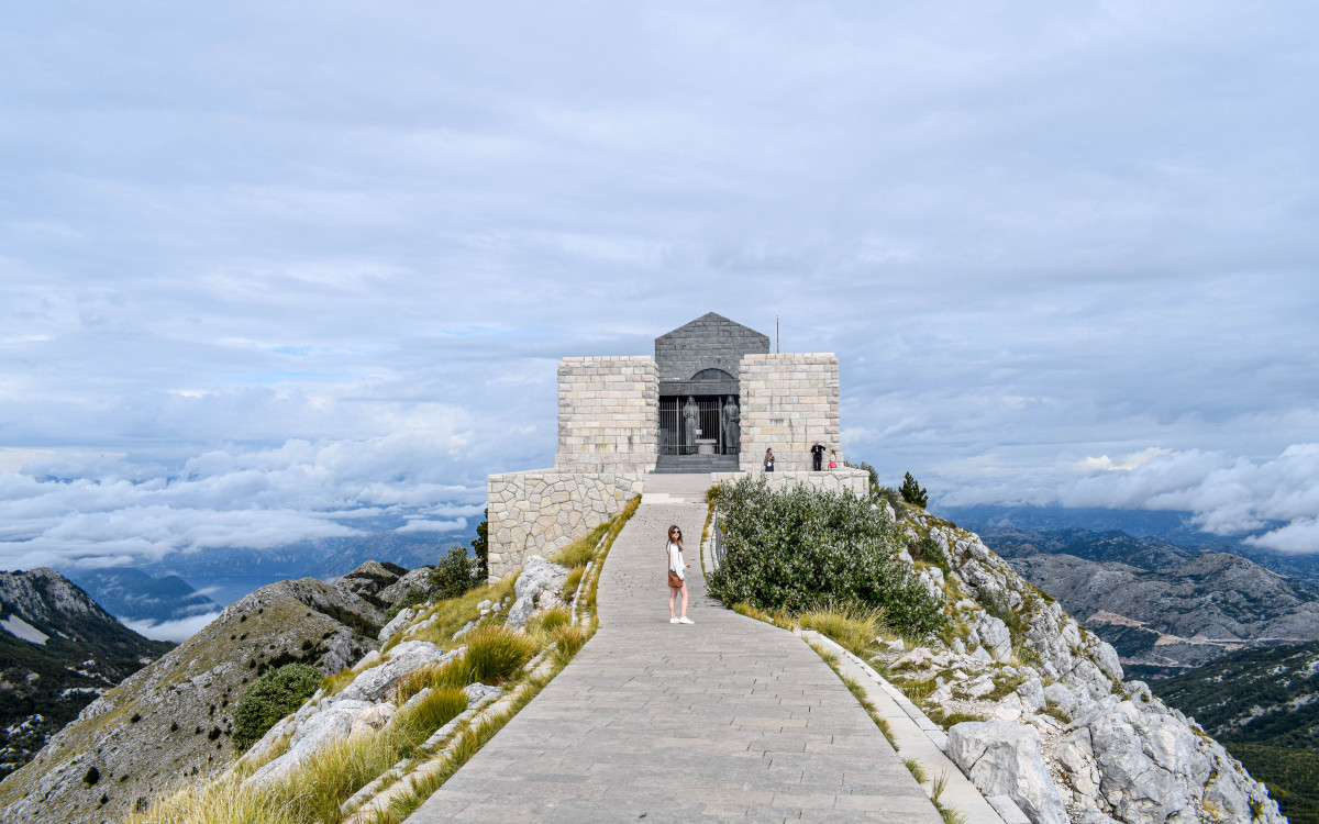Mount Lovcen Njegoš Mausoleum