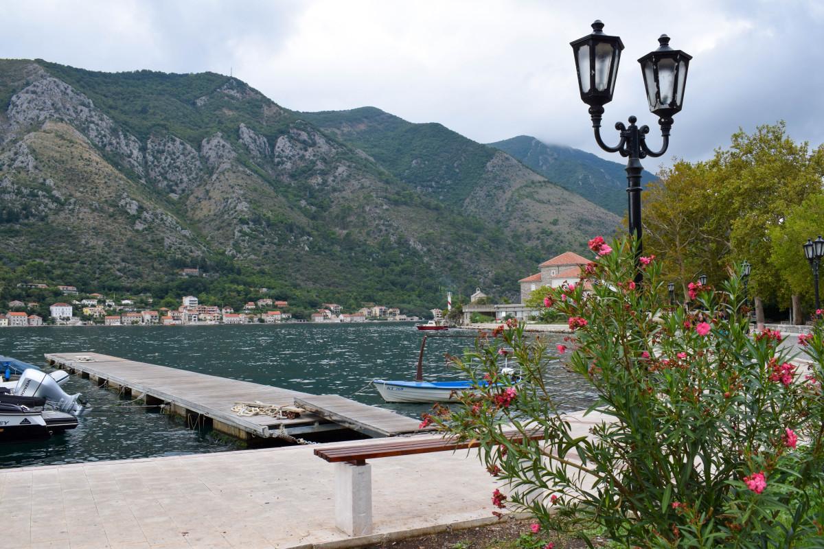 Dobrota to Kotor Montenegro