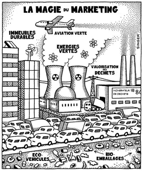 A propos de l'inutilité et de l'ineptie des alternatives soi-disant vertes : http://partage-le.com/2015/03/les-illusions-vertes-ou-lart-de-se-poser-les-mauvaises-questions/