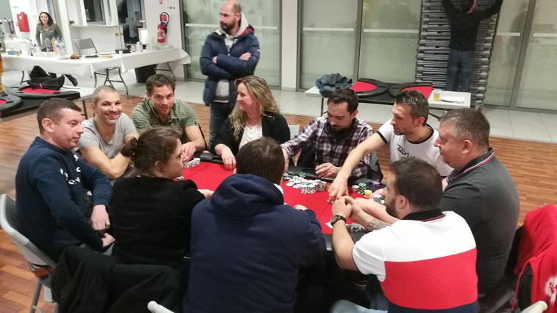 Tournoi de Poker Hold'em