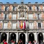 Plaza Mayor Madrid Spain Partaste