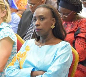 Fatimata SY Director of Ouagadougou Partnership Coordination Unit