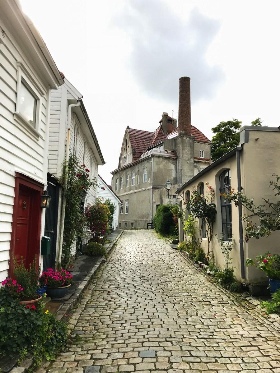 Quartiere Gamle di Stavanger