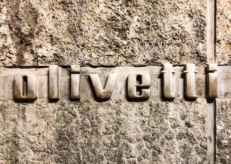 Negozio dell'Olivetti, Venezia