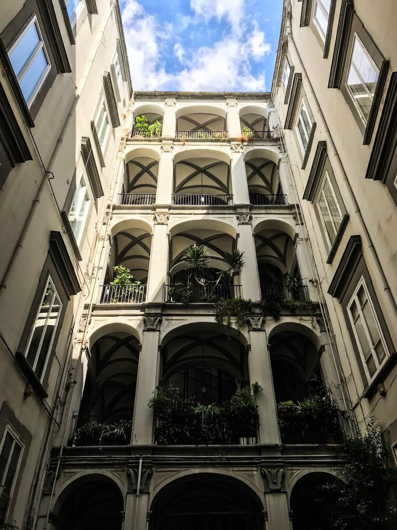 Palazzo Venezia, Spaccanapoli - Napoli centro storico
