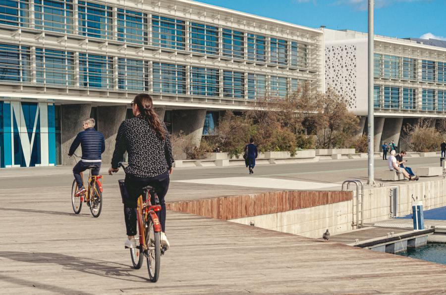 pedalando per Valencia