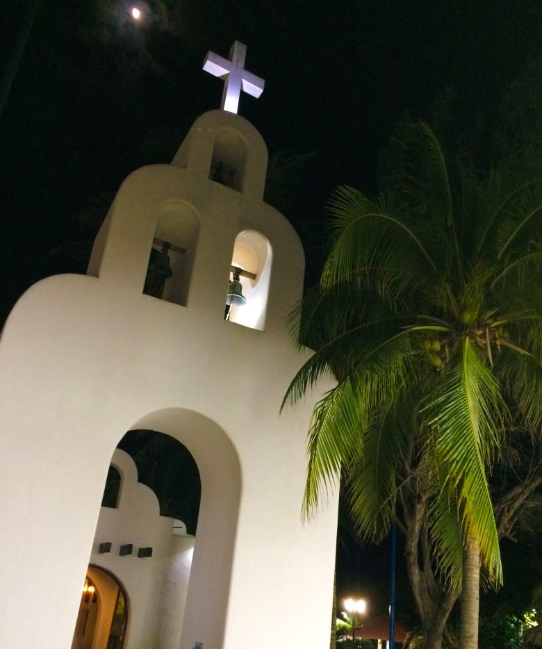 Chiesa nella Quinta Avenida, Playa del Carmen - Riviera Maya, Messico