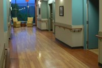 Hospital Flooring: Carilion Giles Community Hospital Case ...