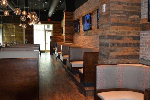 Restaurant Flooring The Loop Bar  Restaurant