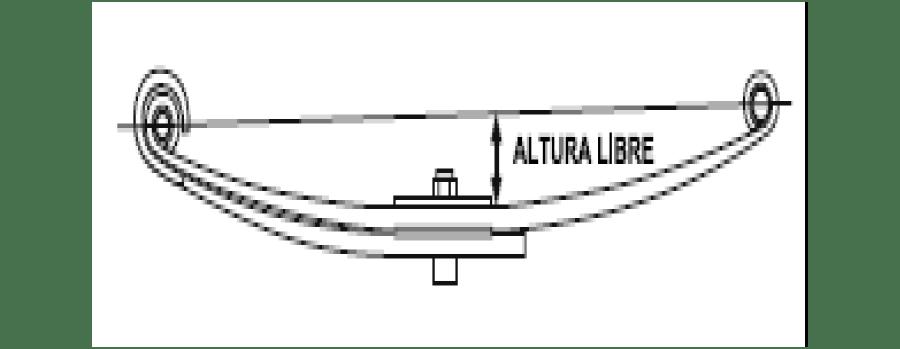 MAESTRA PARAB. DEL. FL112 CENTURY COLUMBIA CORONADO