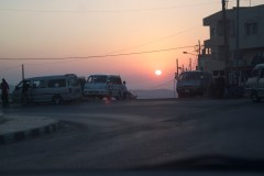 Sunset at Al Tafila