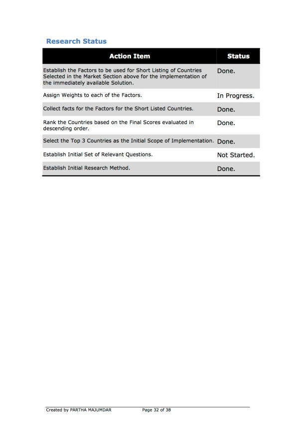 Preventing and or Reducing Road Accidents - Technology + Market + Implementation - Iteration 1 - 20131104 - Page 32