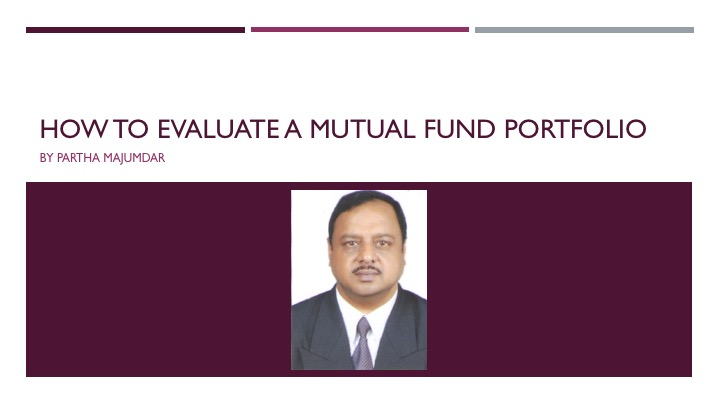 Evaluating a Mutual Fund Portfolio - Slide 1