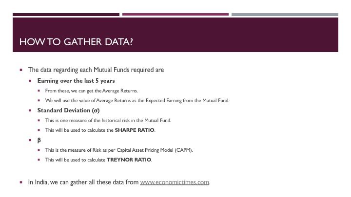Evaluating a Mutual Fund Portfolio - Slide 4