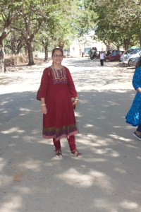 Parking Area at Tipu Sultan Summer Palace
