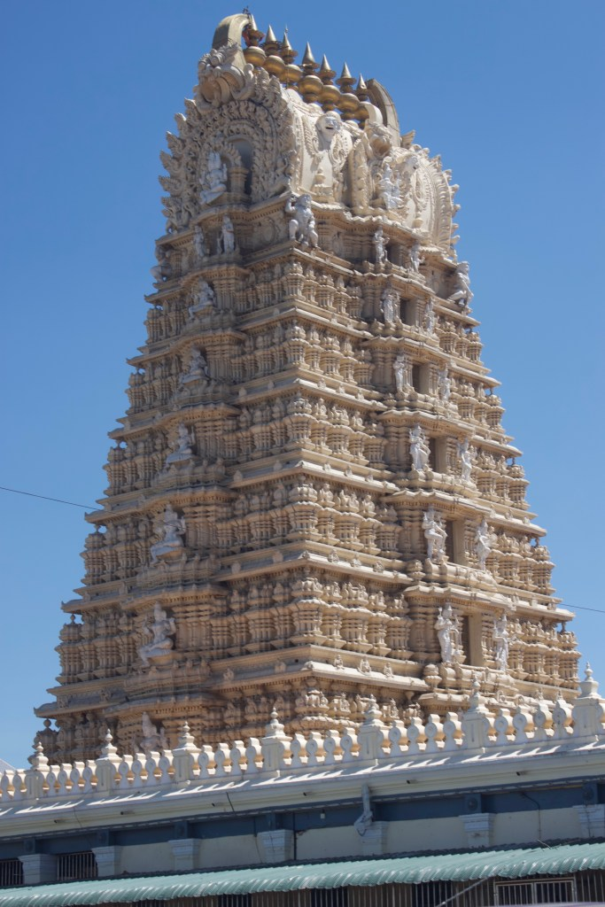 Chamundi Hill Temple from another angle