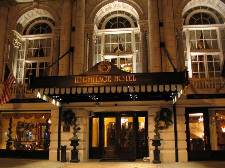 hermitage hotel parthenon publishing
