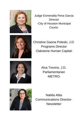 2017 Board Members