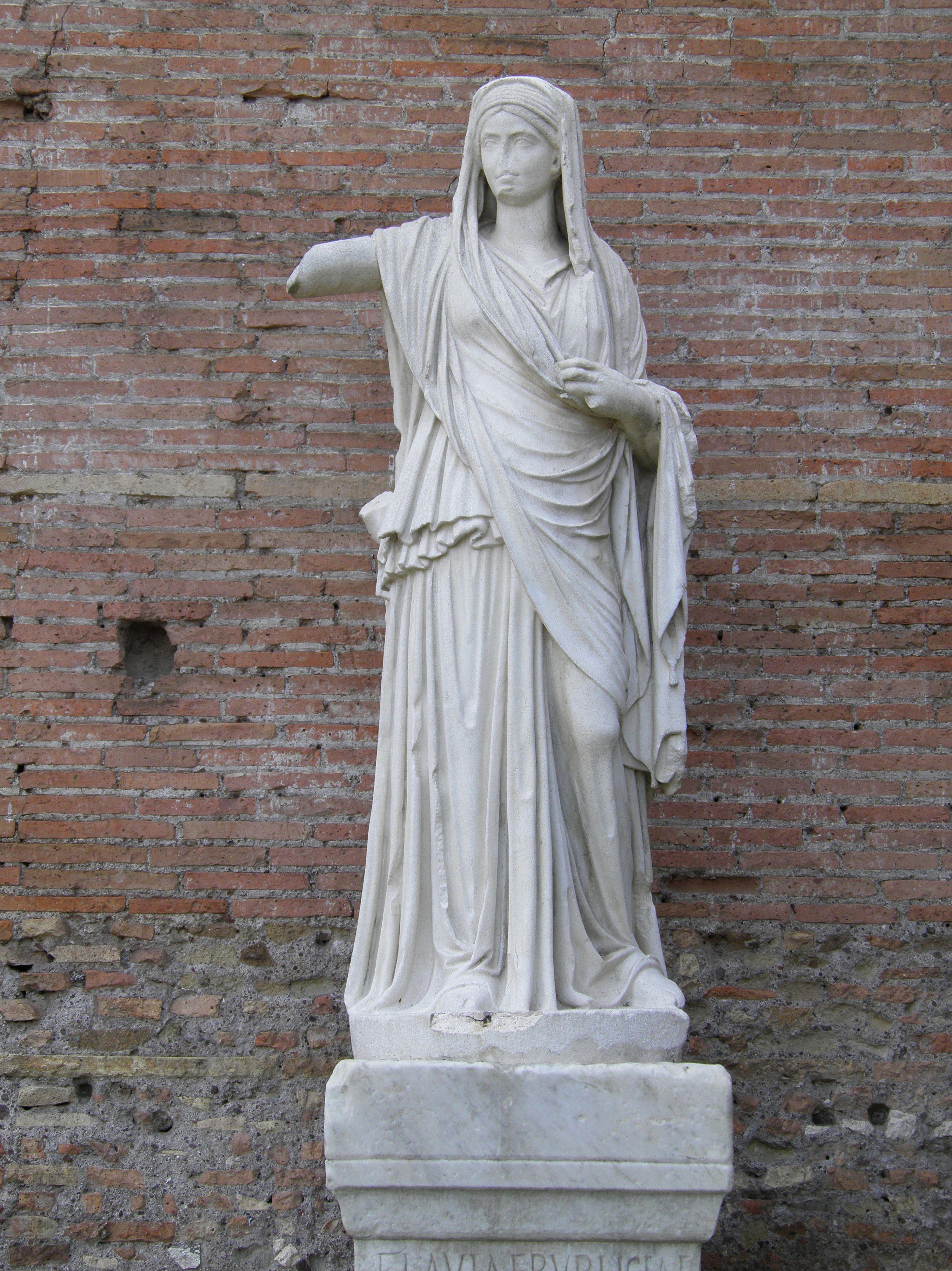 Vestal Virgins Virgin
