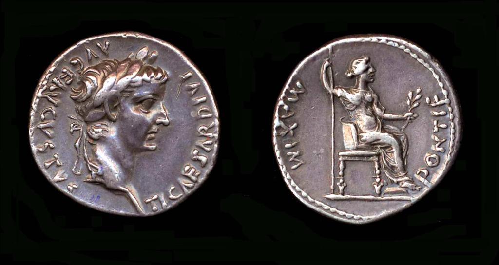 Tiberius imperator