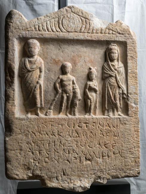 Women's Representation - Epiktesis inscription