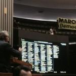 Deputado Eduardo Cunha discursa antes da votação do Marco Civil