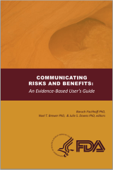 FDA risk communication cover - click to open PDF (3 MB)