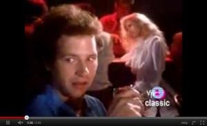 Screen grab from original 867-5309 video