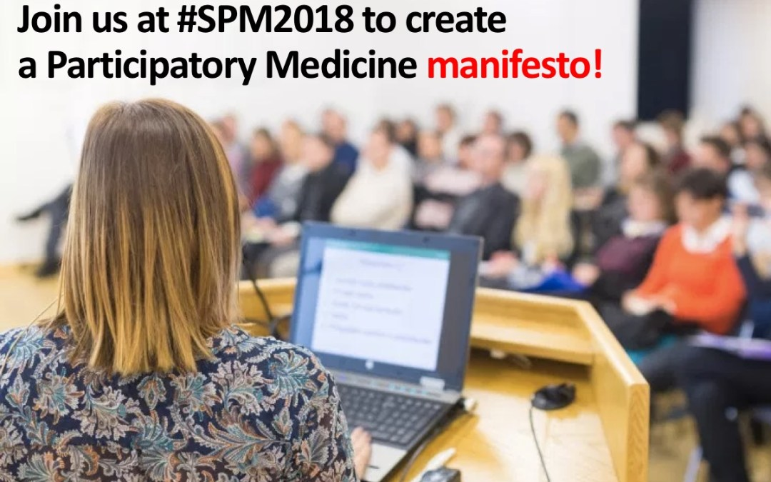 The next evolutionary step for SPM: a manifesto