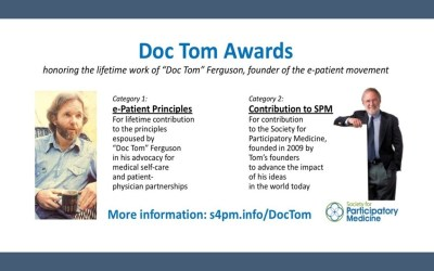 Call to action! Second annual Doc Tom award nominations now being accepted!