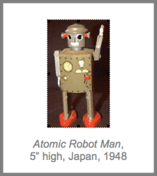 Atomic Robot Man - Japan, 1948
