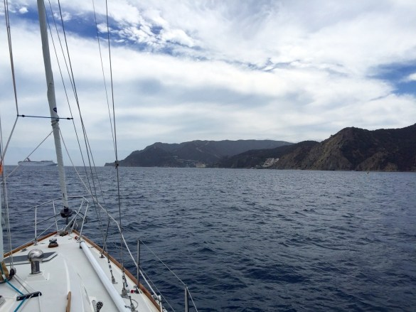 Our week on Catalina Island
