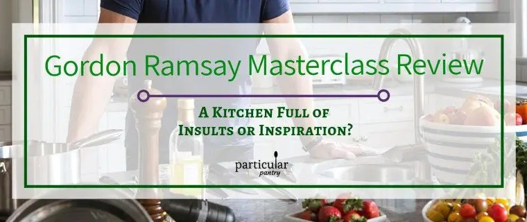 Gordon Ramsay Masterclass Review – A Kitchen Full of Insults or Inspiration?