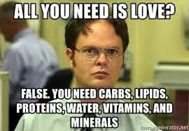 vitamins and minerals meme