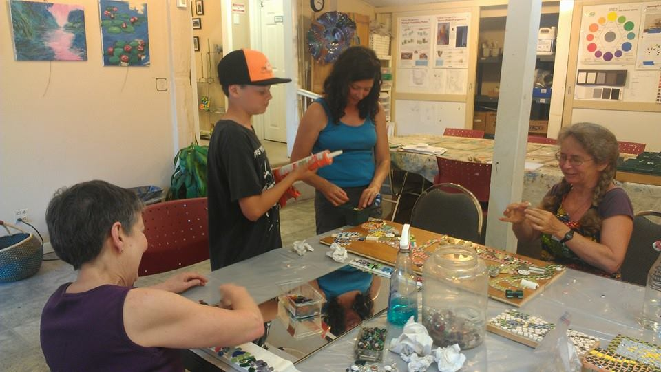Mosaic Workshops