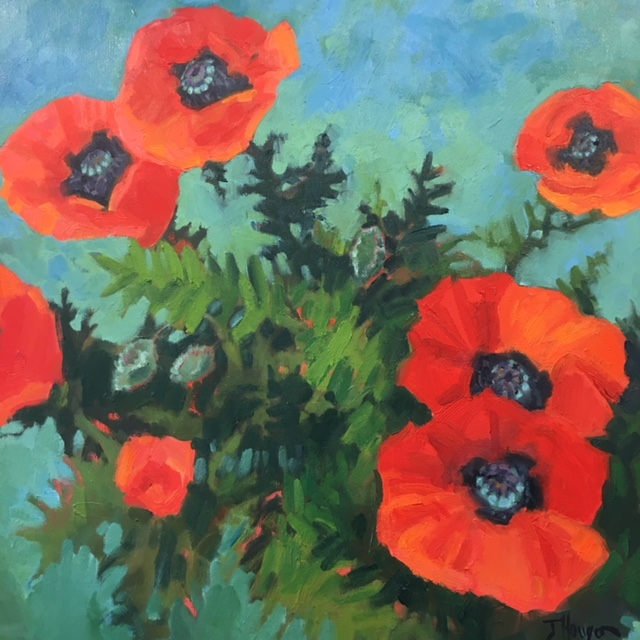 Jeanne Hougan-Featured Artist for June