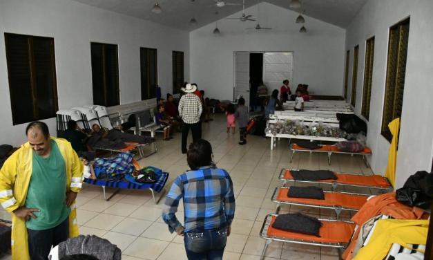 Imágenes tras el paso de Willa por las costas de Jalisco