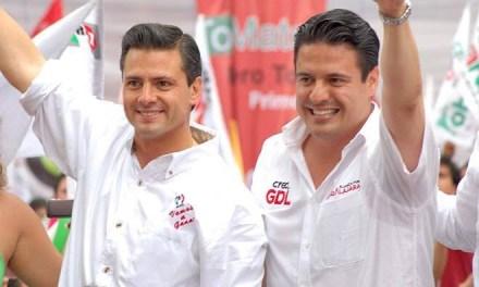 ¿Quién será el nuevo hombre fuerte del PRI en Jalisco?