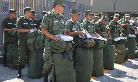 Hasta 12 mil mdp se destinarán en 2019 para conformar la Guardia Nacional