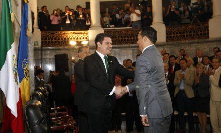 López Lara deslinda a Sandoval: Desperfectos en Línea 3 son culpa de la SCT